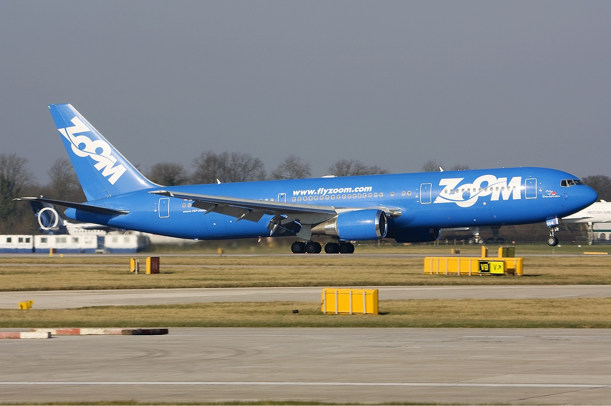 ZOOM Airlines
