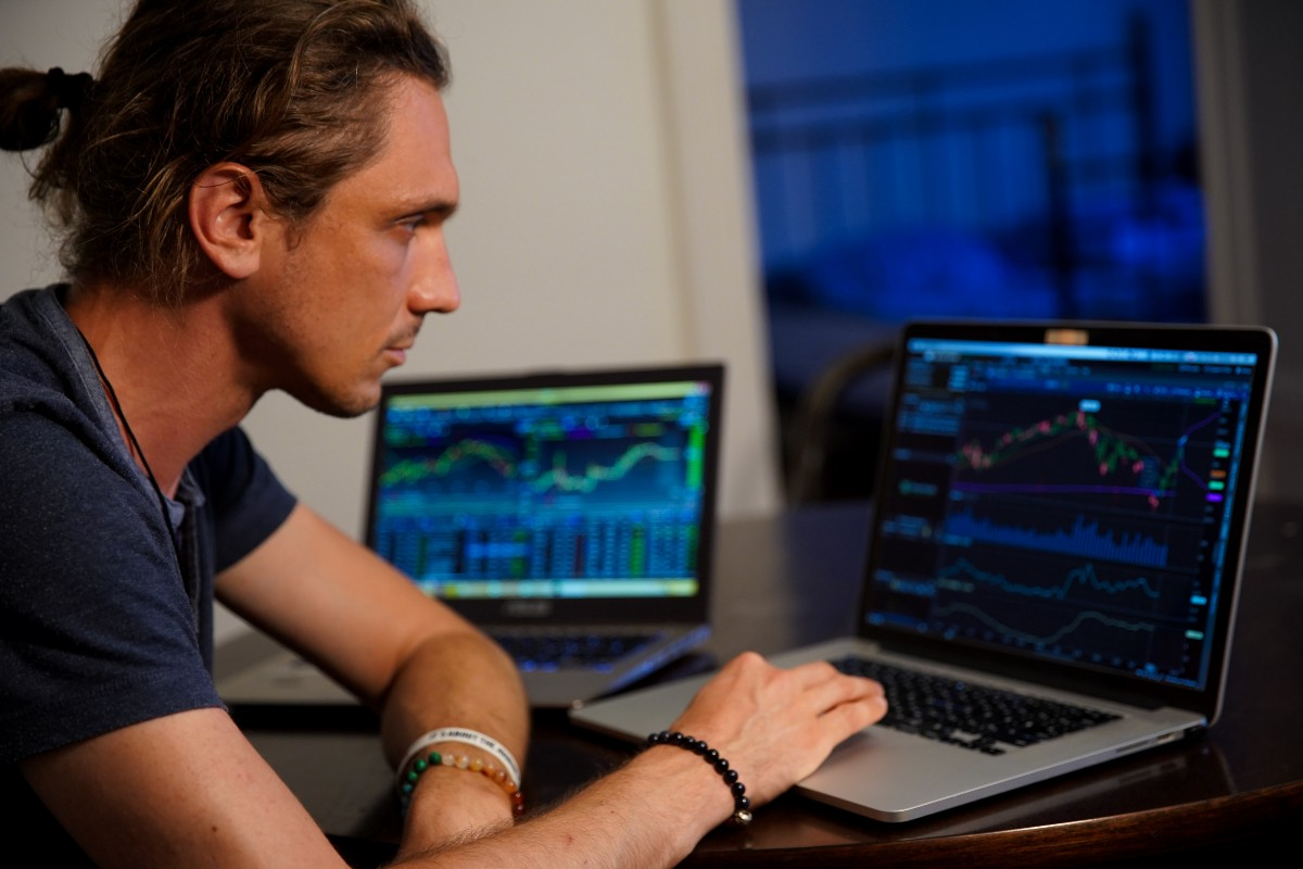 Online Stock Market Trading Anyone Can Do It